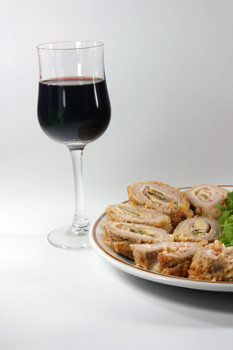 wine with diner