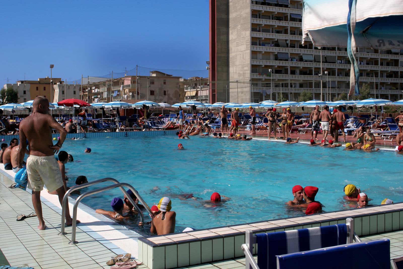 Angolo piscina